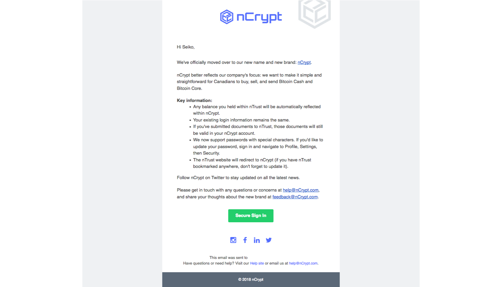 ncrypt_system_emails